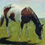 Alexei Stepanov   A Horse   Nizhny Novgorod State Art Museum