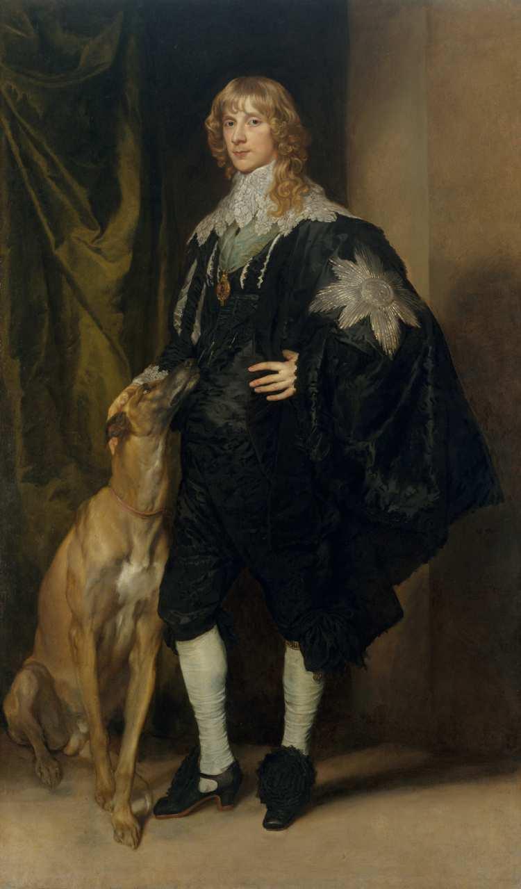Anthony van Dyck | Porträt des James Stuart, Herzog von Lennox und Richmond | Metropolitan Museum of Art