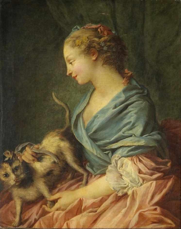 François Boucher | Dangerous Strokes, 1730-1732