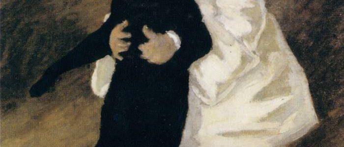 Theophile-Alexandre Steinlen | Pierrot et le Chat