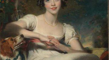 Sir Thomas Lawrence | Lady Maria Conyngham (died 1843), ca. 1824-25 | Photo credit: Metropolitan Museum of Art