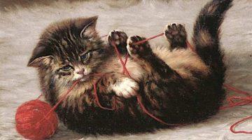 Valentine Thomas Garland | Cat's Cradle