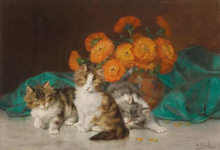 Daniel Merlin | Kittens