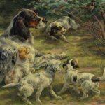 Edmund Henry Osthaus | The Curious Pups