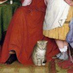 Edward Thompson Davis | The Crochet Lesson (Detail), 1859