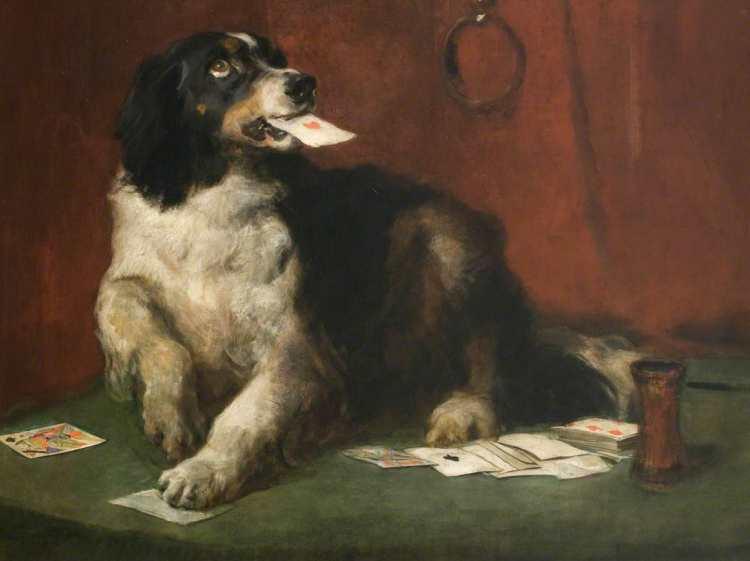 Edwin Henry Landseer | The Trickster