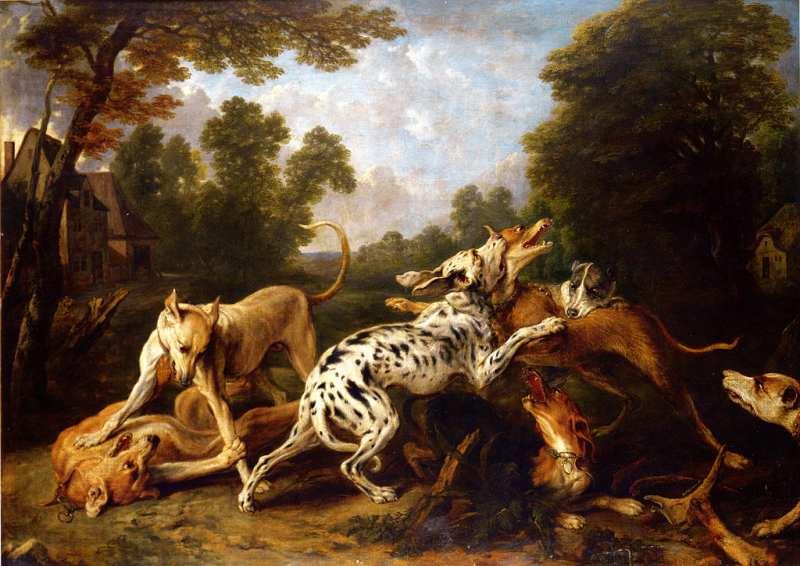 Frans Snyders | Hundekampf