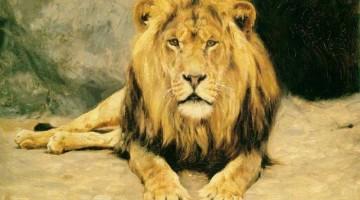 Friedrich Wilhelm Kuhnert | Löwe