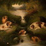 George Armfield   Otter Hunt, 1869