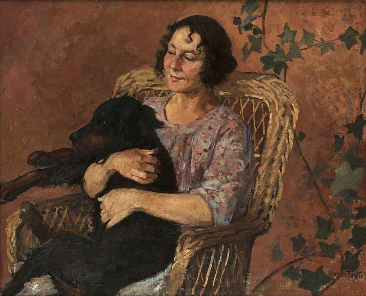 Gerda Maria Tirén | Karin and Tippo