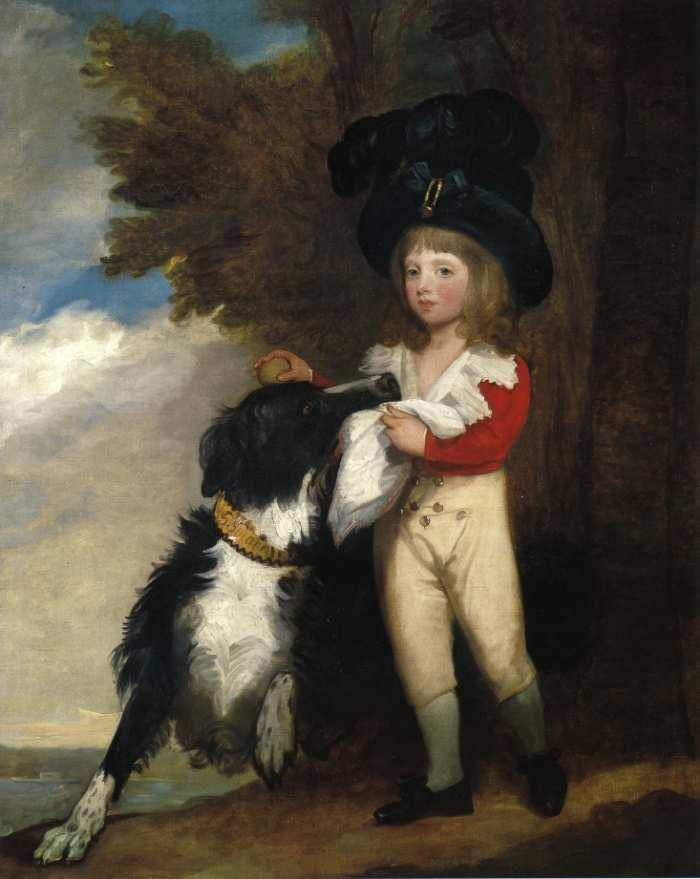Gilbert Stuart   George Thomas John Nugent, 1789/90   Armand Hammer Museum of Art