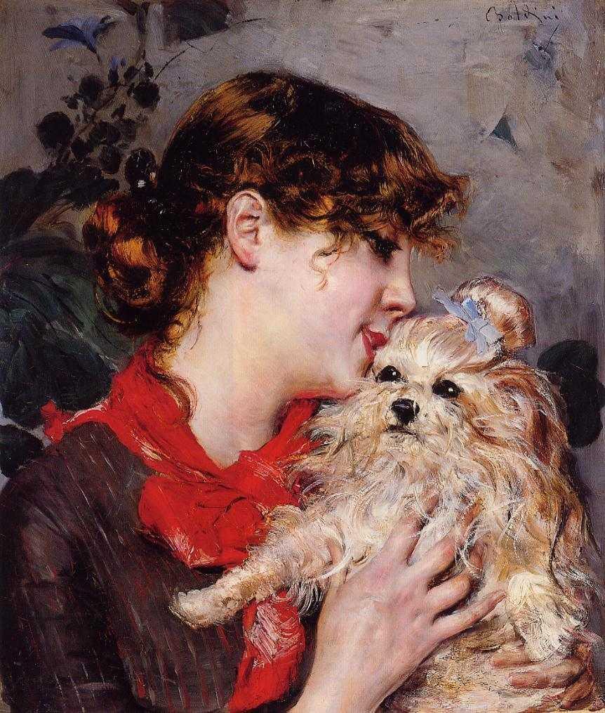 Giovanni Boldini | Madame Rejane, ca. 1885