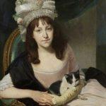 Johann Zoffany | Sophia Dumergue (1768–1831), ca. 1780 | Photo credit: Victoria Art Gallery