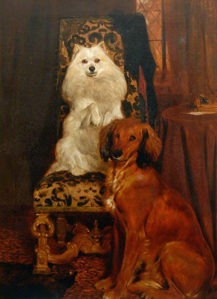 John Charlton | Good Dogs | Photo credit: Preston Park Museum & Grounds