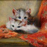 Meta Plückebaum   Kittens