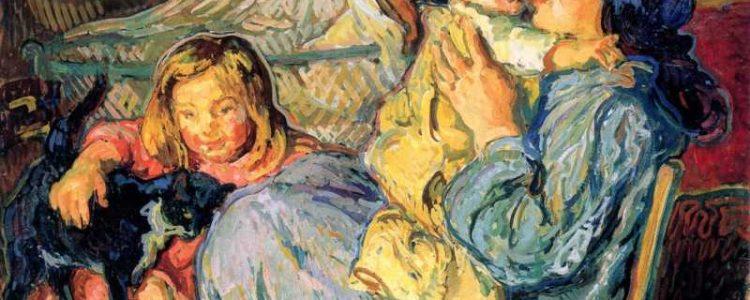 Nicolas Tarkhoff | My Family | Musée du Petit Palais, Genf