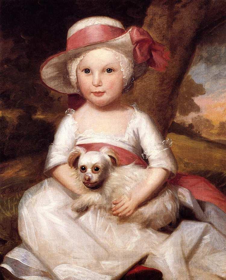 Ralph Earl | Portrait of a child, 1778
