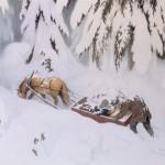 Theodor Severin Kittelsen | Christmas Troll, 1907 | Privatbesitz