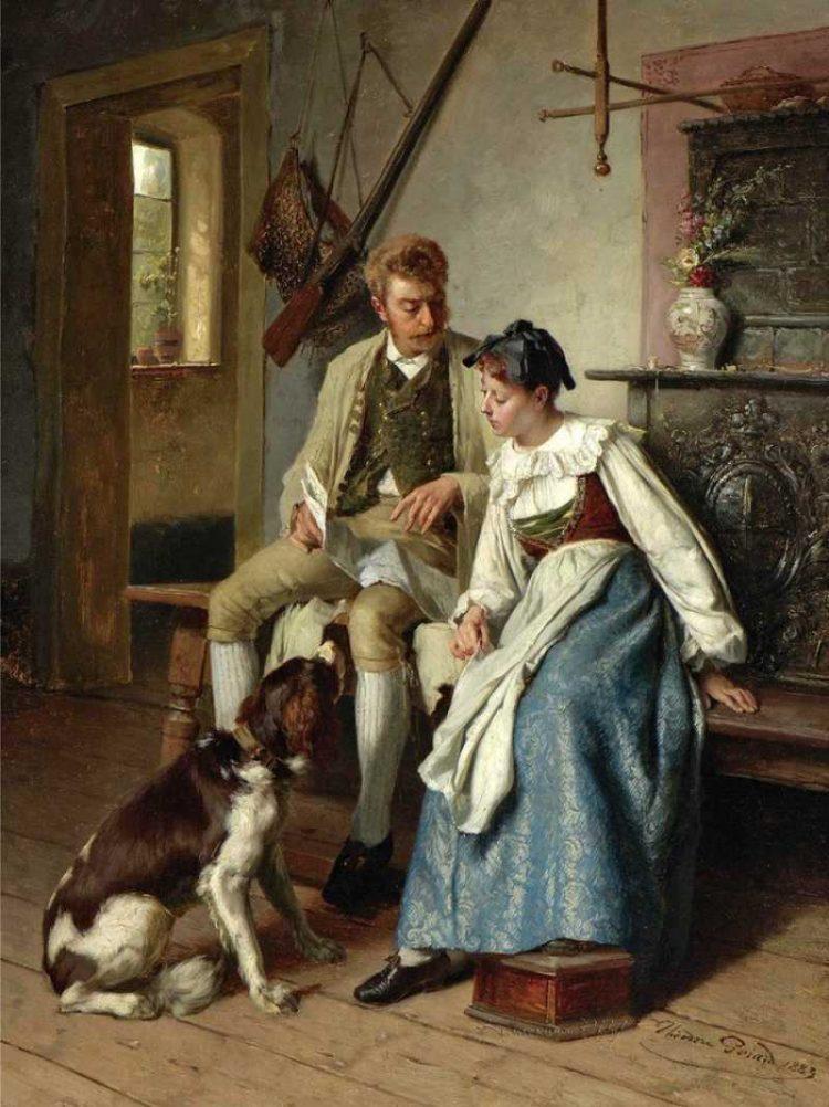Théodore Gérard | An Interesting Letter