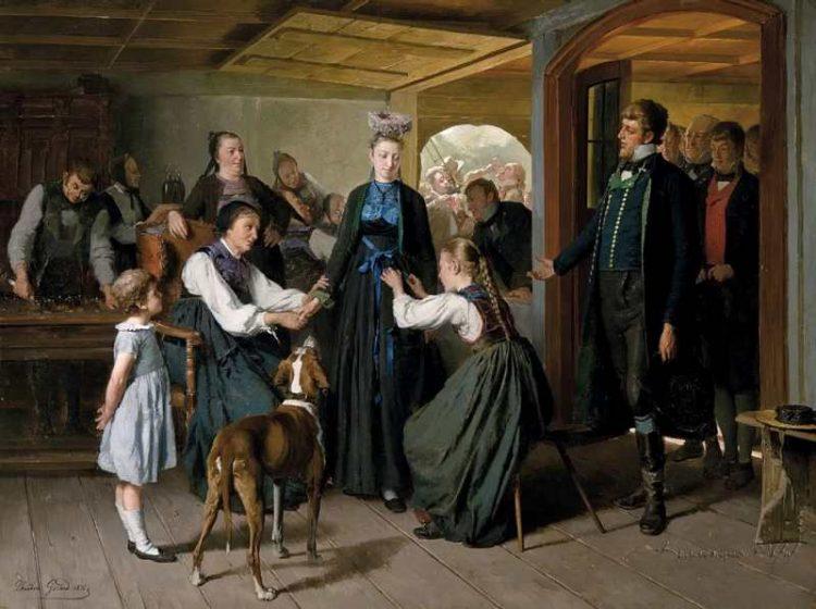 Théodore Gérard   The Country Children