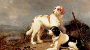 William Tylee Ranney | The Fowler's Return, 1854